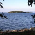 озеро Аргази, остров Липовый