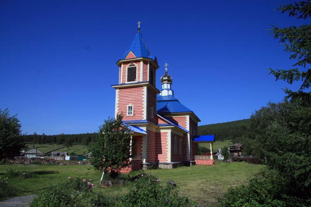 Местная церковь (д.Тюлюк)