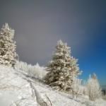 На Юрме (Южный Урал)