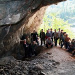 В пещере Сикияз-Тамак