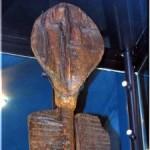 Шигирский идол – самая древняя деревянная скульптура на Земле