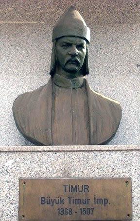 Тамерлан - славянин