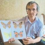 Александр Разбойников - певец бабочек
