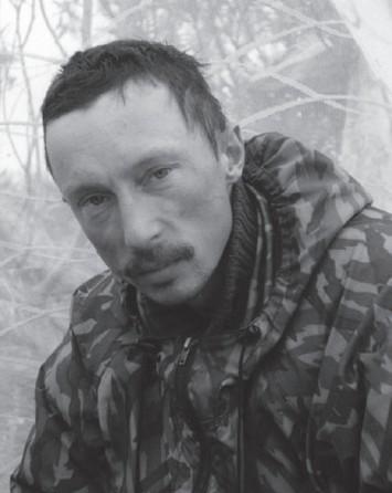 Валерий Бажмин - одинокий скиталец