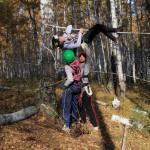 Юные туристы Челябинска