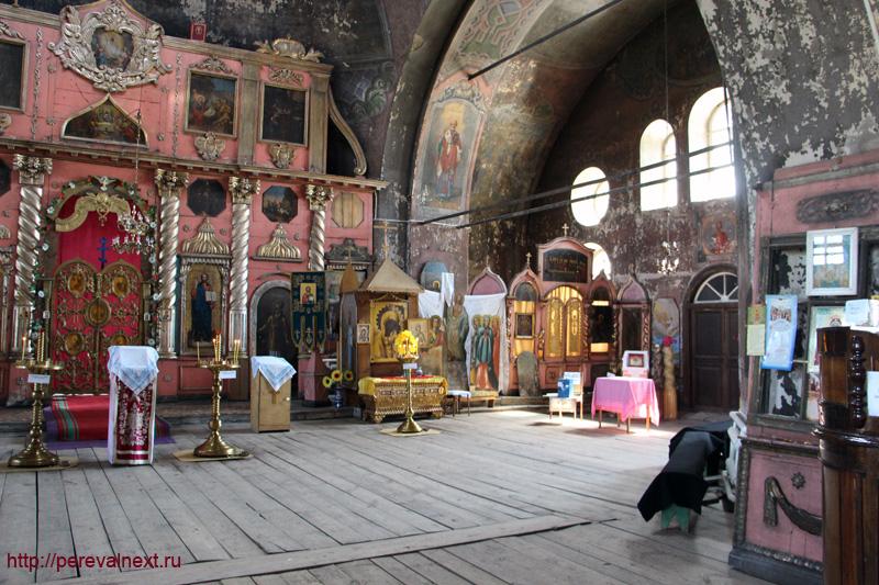 в Свято-Вознесенском Храме