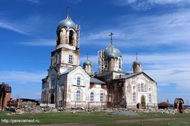Святовознесенский храм