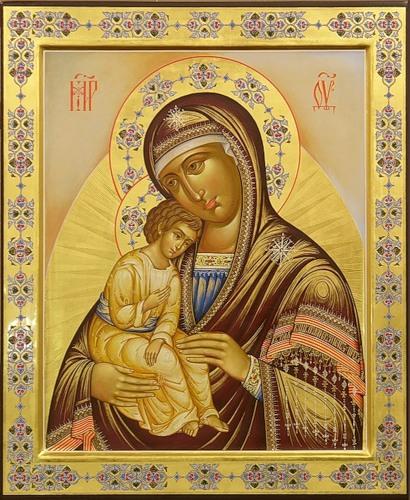 Миасинская икона Божией Матери