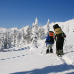 Лыжня зовет в поход