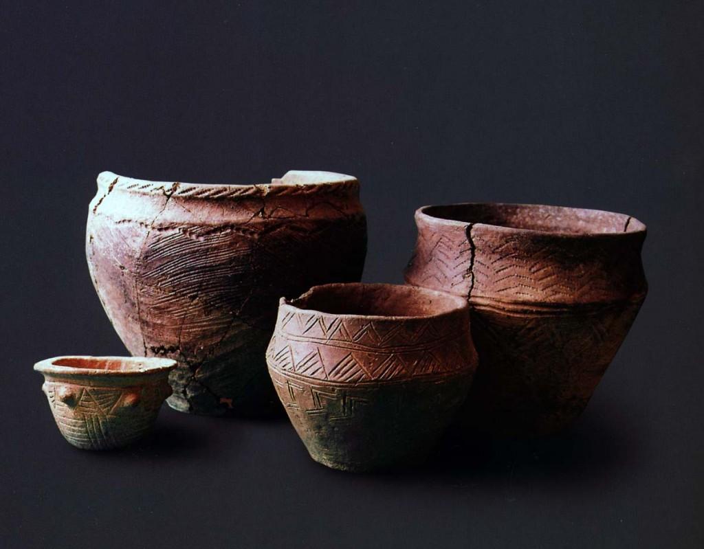 Аркаим. Керамика