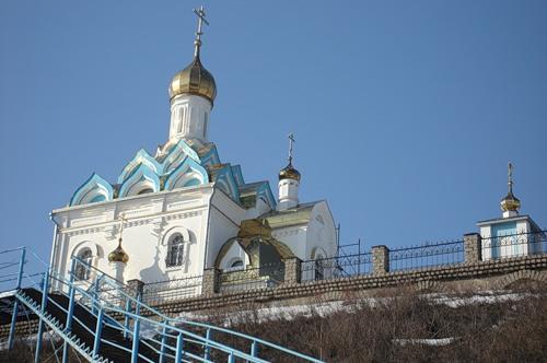 церковь Табынской Божией Матери