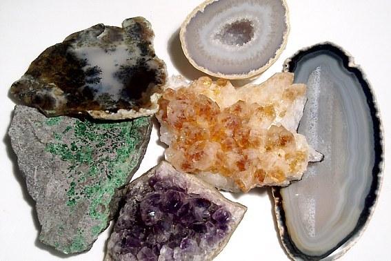 минералы Ильменского заповедника
