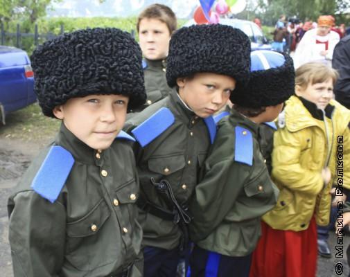 КАЗАЧАТА-нагайбаки