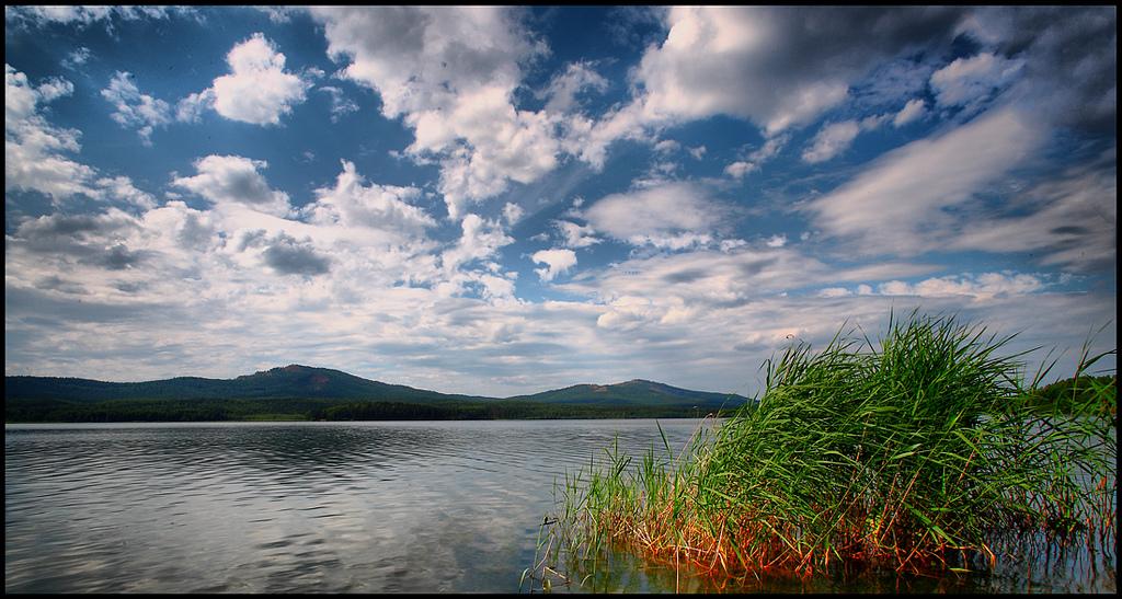 Сугомак гора и озеро
