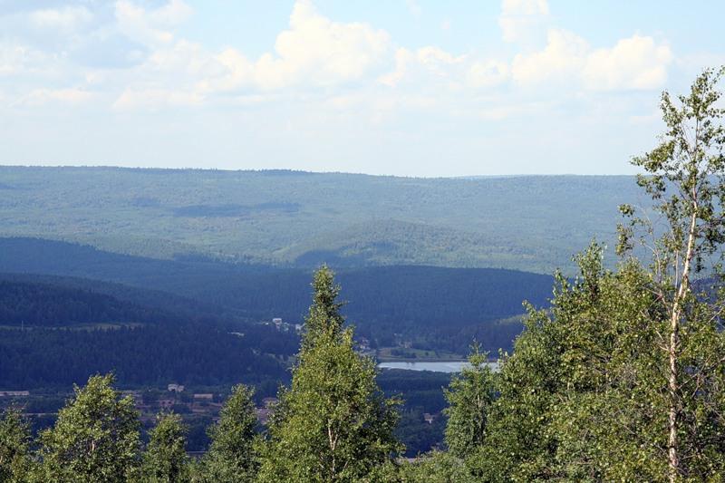 Сулея - хребет на Южном Урале