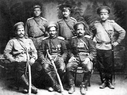 Нагайбаки-казаки