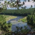 Река Нейва. Писаницы