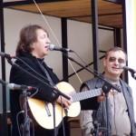 Митяев и Старцев в 2012 г