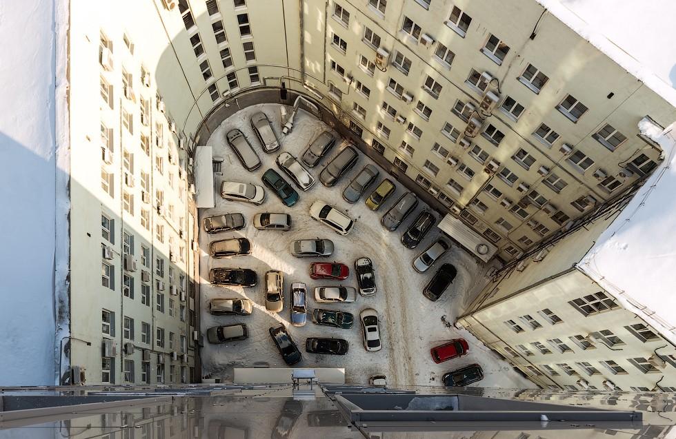 Паркинг по Воровского 2