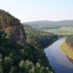 Река Ай. Сикияз-Тамак