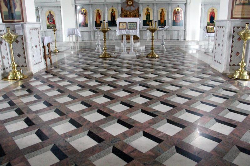 Храм в Коелге
