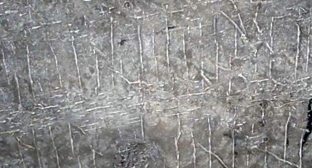 Пещера Колокольная, руны