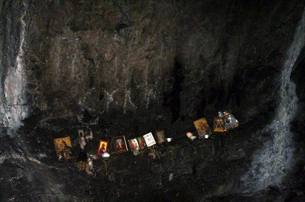 Пещера Колокольная внутри