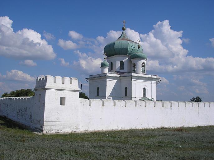 Николаевская крепость.