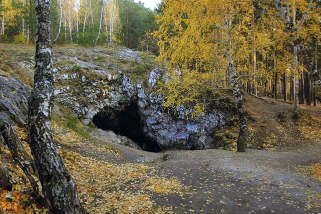Сугомакская пещера.