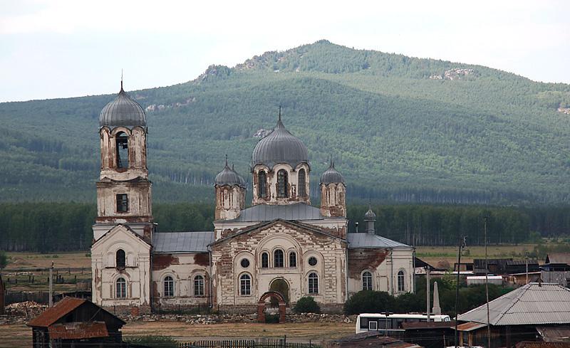 село Вознесенка