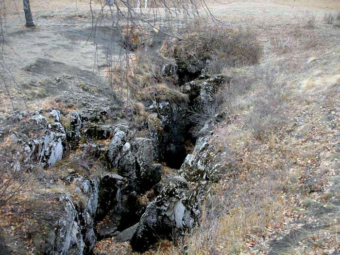 Пещера Большой Жемеряк