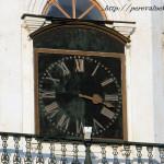 Часы Невьянской башни