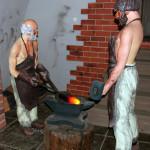демидовские рабочие в Невьянске