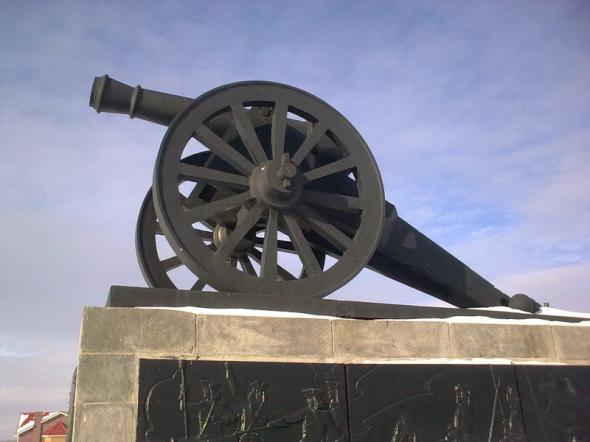 Каменская пушка