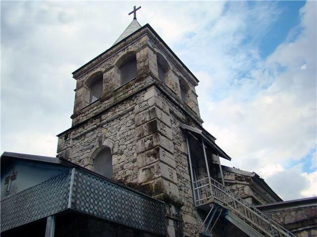 Монастырь Иоанна Златоуста (Абхазия)