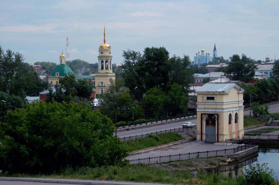 Плотина (Каменск-Уральский)
