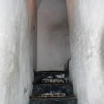 В стене Невьянской башни