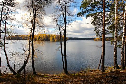 озеро Еловое Челябинская область