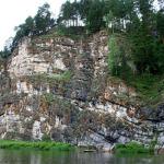Скала Дужной Камень – эталон Пермского периода