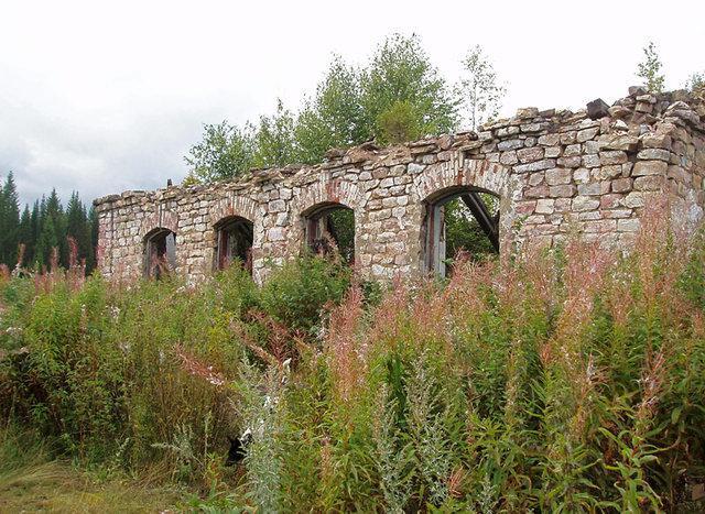 Бывшая станция Юрюзанка