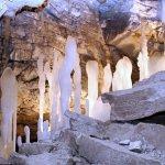 """Тайны Кунгурской ледяной пещеры. """"Органные"""" трубы"""