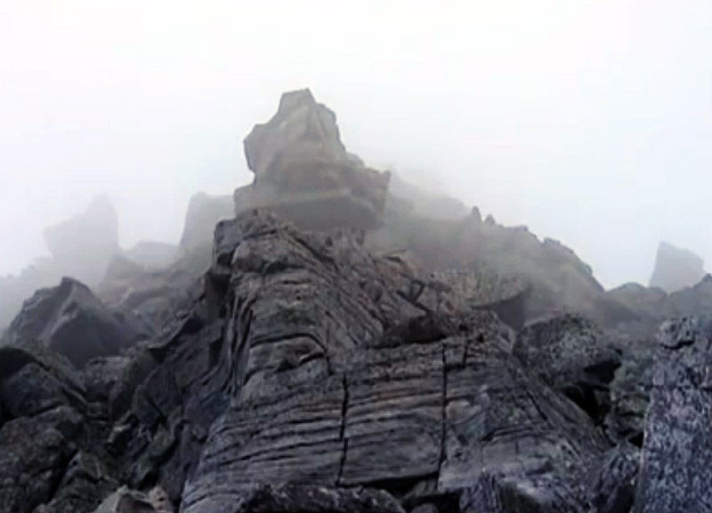 Шаман-гора или Еркусей