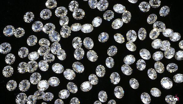 Алмазы.  Куса - бриллиантовая провинция