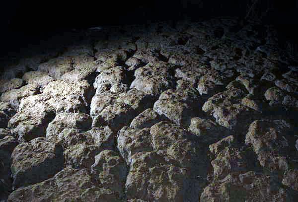 пещера Сухая Атя. Глиняные такыры