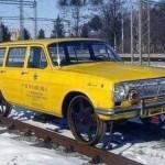 Суровые челябинские такси