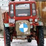 Суровые челябинские BMW