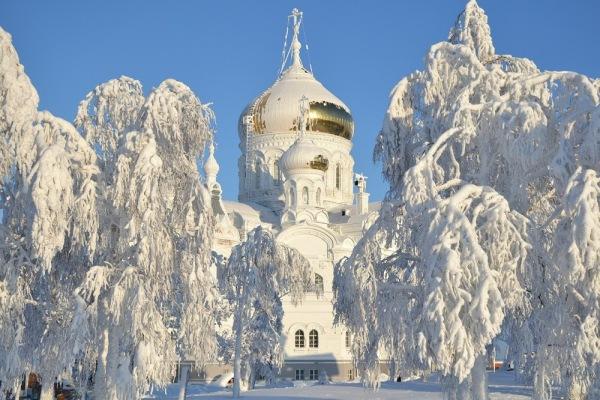 Белгородский монастырь Сергей Семенов