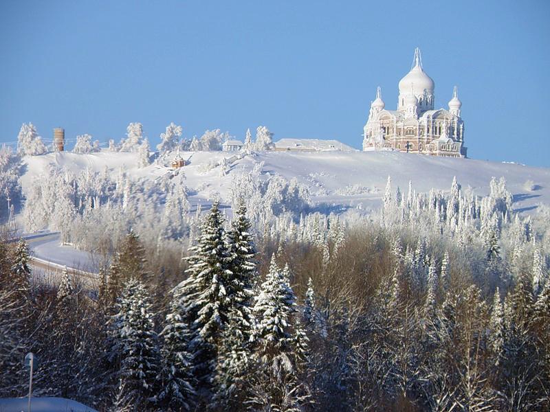 Белогорье (Пермский край)
