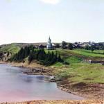 Село Вилижно на р. Чусовой