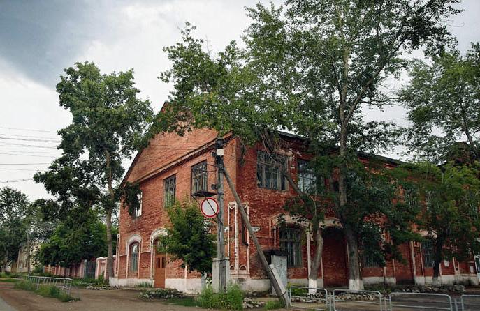 Верхнеуральск. Торговый дом Гогена